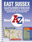 Image for A-Z East Sussex Street Atlas