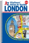 Image for AZ visitors' London  : atlas and guide