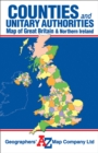 Image for Great Britain Counties and Unitary Authorities Map