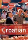 Image for Croatian phrasebook