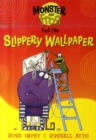 Image for Monster and Frog and the slippery wallpaper