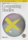 Image for Standard Grade/general/credit computing studies  : general level 2001 ... credit level 2005