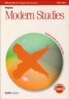 Image for Higher modern studies  : 2002 exam, 2003 exam, 2004 exam, 2005 exam