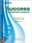 Image for Maths assessment success papers 9-10
