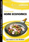 Image for Active home economics  : course notes