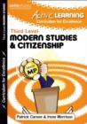Image for Modern studies & citizenshipThird level