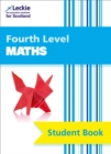 Image for CfE maths: Fourth level