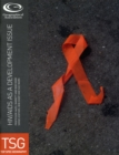 Image for HIV/AIDS as a development issue