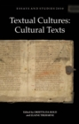 Image for Textual cultures  : cultural texts