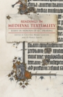 Image for Readings in medieval textuality  : essays in honour of A.C. Spearing
