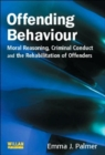 Image for Offending behaviour  : moral reasoning, criminal conduct and the rehabilitation of offenders