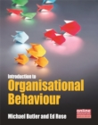 Image for Introduction to organisational behaviour