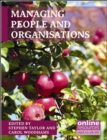 Image for Managing People and Organisations