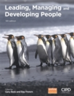 Image for Leading, managing and developing people
