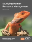 Image for Studying human resource management