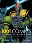 Image for 1001 comics you must read before you die