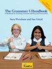 Image for The Grammar 5 Handbook : In Precursive Letters (British English edition)