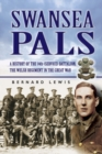 Image for Swansea pals  : a history of 14th (Service) Battalion, Welsh Regiment in the Great War