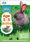 Image for Letts wild about EnglishAge 3-5: Writing