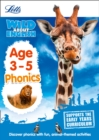 Image for Letts wild about EnglishAge 3-5: Phonics