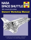 Image for NASA space shuttle manual  : an insight into the design, construction and operation of the NASA space shuttle