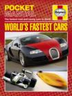 Image for World's fastest cars  : the fastest road and racing cars on Earth