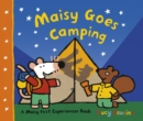 Image for Maisy goes camping