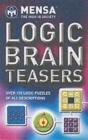 Image for Logic brainteasers