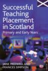 Image for Successful teaching placement in Scotland