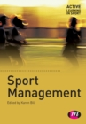Image for Sport management