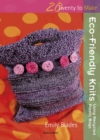 Image for Eco-friendly knits  : using recycled plastic bags