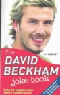 Image for The David Beckham joke book