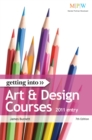 Image for Getting into art & design courses