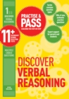 Image for Practice & pass 11+Level 1,: Discover verbal reasoning
