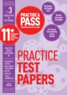 Image for Practice & pass 11+Level 3,: Practice