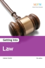 Image for Getting into law.