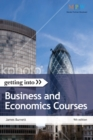 Image for Getting into business and economics courses