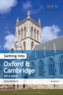 Image for Getting into Oxford & Cambridge  : 2013 entry