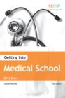 Image for Getting into medical school  : 2013 entry