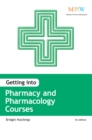 Image for Getting into pharmacy and pharmacology courses