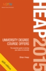 Image for Heap 2015  : university degree course offers