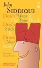 Image for Don't Wear It On Your Head, Don't Stick It Down Your Pants : Poems for Young People