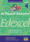 Image for A2 physical education unit 4 Edexcel: Global trends in international sport : Unit 4