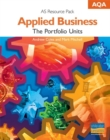 Image for AQA AS Applied Business : Aqa as Applied Business Teacher's Resource