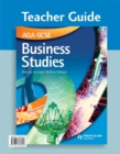 Image for AQA GCSE business studies: Teacher guide