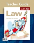 Image for AQA AS Law : Teacher Guide