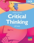 Image for AS OCR Critical Thinking Teaching Resource Pack