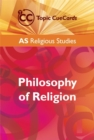 Image for AS Religious Studies : Philosophy of Religion and Ethics