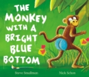 Image for The monkey with a bright blue bottom
