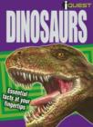 Image for Dinosaurs  : essential facts at your fingertips
